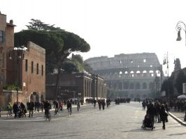 Vista Colosseo